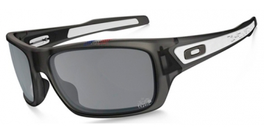 Gafas de Sol - Oakley - TURBINE OO9263 - 9263-16 MATTE GREY SMOKE // BLACK IRIDIUM