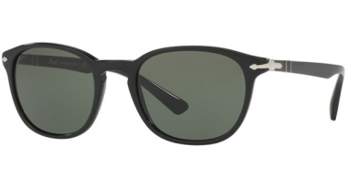 Sunglasses - Persol - PO3148S - 901431 BLACK // GREEN