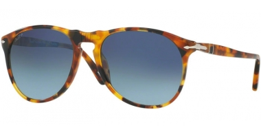 Gafas de Sol - Persol - PO9649S - 1052S3 MADRETERRA // BLUE GRADIENT DARK BLUE POLARIZED