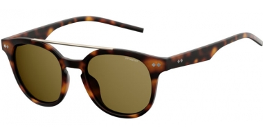 Sunglasses - Polaroid - PLD 1023/S - 202 (IG) BROWN HAVANA // BROWN POLARIZED