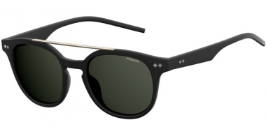 Sunglasses - Polaroid - PLD 1023/S - DL5 (Y2) MATTE BLACK // GREY POLARIZED