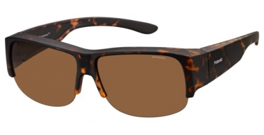 Sunglasses - Polaroid Ancillaries - PLD 9007/S - V08 (HE) HAVANA // COPPER POLARIZED