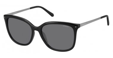 Gafas de Sol - Polaroid - PLD 4043/S - CVS (Y2) BLACK RUTHENIUM // GREY POLARIZED