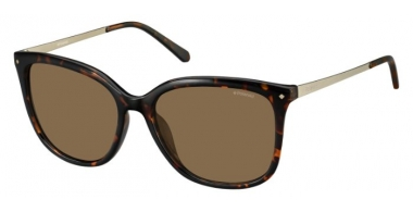 Gafas de Sol - Polaroid - PLD 4043/S - NHO (IG) HAVANA GOLD // BROWN POLARIZED