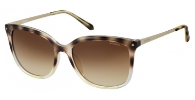 Gafas de Sol - Polaroid - PLD 4043/S - Y67 (X3) YELLOW HAVANA GOLD // BROWN GRADIENT POLARIZED