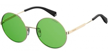 Sunglasses - Polaroid - PLD 4052/S - 1ED (UC) LIGHT GOLD // GREEN POLARIZED