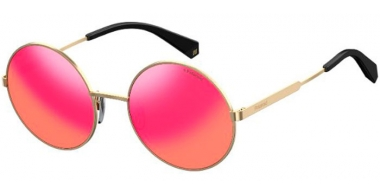 Sunglasses - Polaroid - PLD 4052/S - J5G (AI) GOLD // GREY PINK MIRROR POLARIZED
