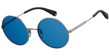 Sunglasses - Polaroid - PLD 4052/S - PJP (C3) SILVER // BLUE POLARIZED