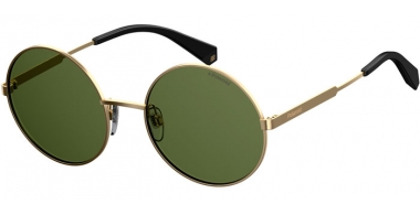 Sunglasses - Polaroid - PLD 4052/S - J5G (UC) GOLD // GREEN POLARIZED