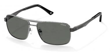 Sunglasses - Polaroid Premium - X4406 - 3Z3  (1T) GUNMETAL BLACK // GREY  ANTIRREFLECTION POLARIZED