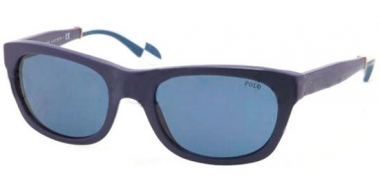 Sunglasses - POLO Ralph Lauren - PH4077 - 542580 VINTAGE BLUE // BLUE