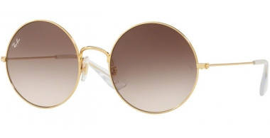 Lunettes de soleil - Ray-Ban® - Ray-Ban® RB3592 JA-JO - 001/13 GOLD // BROWN GRADIENT