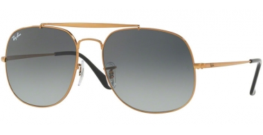 Gafas de Sol - Ray-Ban® - Ray-Ban® RB3561 GENERAL - 197/71 BRONZE // GREY GREEN GRADIENT