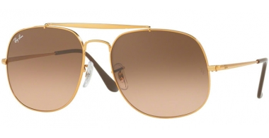 Gafas de Sol - Ray-Ban® - Ray-Ban® RB3561 GENERAL - 9001A5 LIGHT BRONZE // PINK GRADIENT BROWN