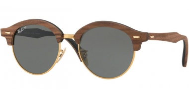 Sunglasses - Ray-Ban® - Ray-Ban® RB4246M - 118158 GOLD BROWN // GREEN POLARIZED