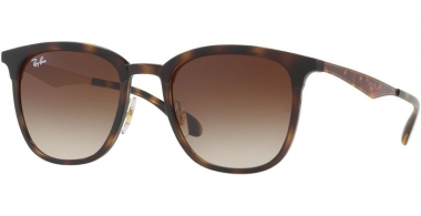 Sunglasses - Ray-Ban® - Ray-Ban® RB4278 - 628313 HAVANA MATTE HAVANA // BROWN GRADIENT