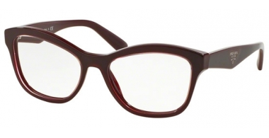 Frames - Prada - VPR 29RV - UAN1O1 OPAL BORDEAUX ON BORDEAUX