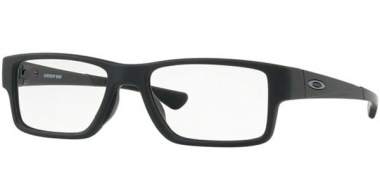 Frames - Oakley Prescription Eyewear - OX8121 AIRDROP MNP - 8121-01 SATIN BLACK