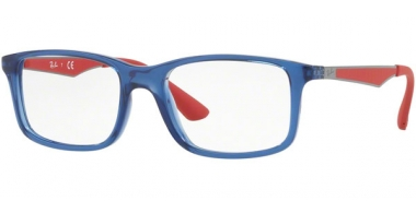 Frames Junior - Ray-Ban® Junior Collection - RY1570 - 3721 TRANSPARENT BLUE