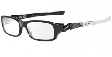 Frames - Oakley Prescription Eyewear - OX1036 ROUGH HOUSE - 1036-04 BLACK WHITE