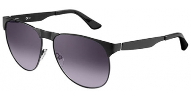 Sunglasses - Special offer - Oxydo - OX 1073/S - 003 (N3) MATTE BLACK // GREY GRADIENT
