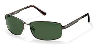 Gafas de Sol - Polaroid - P4416 - A3X (RC) DARK GUNMETAL // GREEN POLARIZED