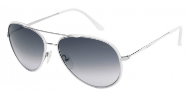 Sunglasses - Police - S8299 GLORY - 0528 SILVER WHITE // GREY GRADIENT