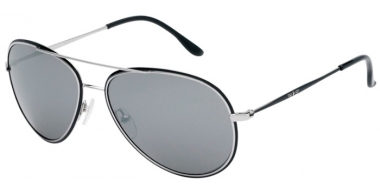 Sunglasses - Police - S8299 GLORY - 0583X SILVER BLACK // GREY