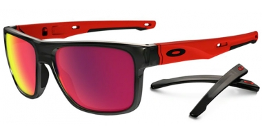Gafas de Sol - Oakley - CROSSRANGE OO9361 - 9361-05 BLACK INK // PRIZM ROAD