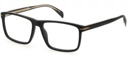 Frames - David Beckam Eyewear - DB 1020 - 003 MATTE BLACK