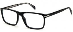 Frames - David Beckam Eyewear - DB 1020 - 807 BLACK