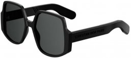 Sunglasses - Dior - DIORINSIDEOUT1 - 807 (2K) BLACK // GREY ANTIREFLECTION