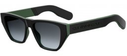 Sunglasses - Dior - DIORINSIDEOUT2 - TCG (1I) BLACK KAKI // GREY GRADIENT ANTIREFLECTION