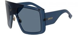 Sunglasses - Dior - DIORSOLIGHT1 - PJP (KU) BLUE // BLUE GREY