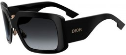 Sunglasses - Dior - DIORSOLIGHT2 - 807 (9O) BLACK // DARK GREY GRADIENT