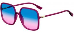 Sunglasses - Dior - SOSTELLAIRE1 - B3V (AJ) VIOLET // PINK BLUE GRADIENT ANTIREFLECTION