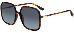Sunglasses - Dior - SOSTELLAIRE1 - EPZ (1I) YELLOW RED HAVANA // GREY GRADIENT ANTIREFLECTION
