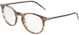 Frames - Dolce & Gabbana - DG3303 - 3221 STRIPED BROWN