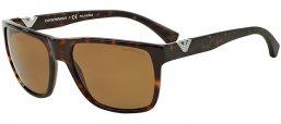 Sunglasses - Emporio Armani - EA4035 - 502683 DARK HAVANA    BROWN POLARIZED 609dd9049218
