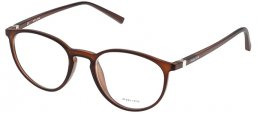 Frames - Police - V1973 PERCEPTION 2 - 90YM TRANSPARENT OLIVE BROWN