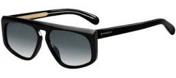 Gafas de Sol - Givenchy - GV 7125/S - 807 (9O) BLACK // DARK GREY GRADIENT