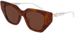 Sunglasses - Gucci - GG0641S - 003 DARK HAVANA // BROWN
