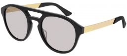 Sunglasses - Gucci - GG0689S - 004 BLACK // LIGHT GREY