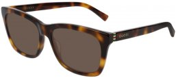 Sunglasses - Gucci - GG0449S - 004 HAVANA // BROWN