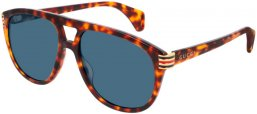 Sunglasses - Gucci - GG0525S - 005 HAVANA // GREY