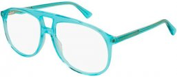 Monturas - Gucci - GG0264O - 003 LIGHT BLUE