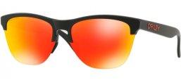 63d6b0cb46 Gafas de Sol - Oakley - FROGSKINS LITE OO9374 - 9374-04 MATTE BLACK /