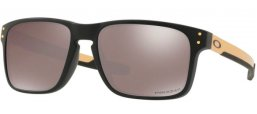 Sunglasses - Oakley - HOLBROOK MIX OO9384 - 9384-09 MATTE BLACK // PRIZM BLACK POLARIZED