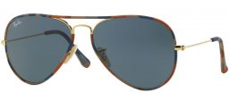 Ray-Ban® RB3025JM AVIATOR FULL COLOR