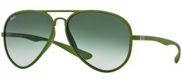 Ray-Ban® RB4180 AVIATOR LITERFORCE